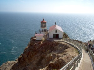 Lighthouse at Pt. Reyes