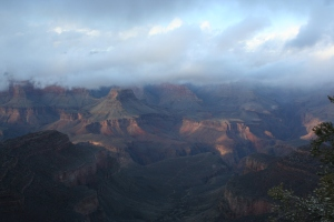 Grand Canyon, Winter 2012